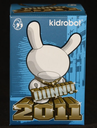 Dunny 2011 Blind Box