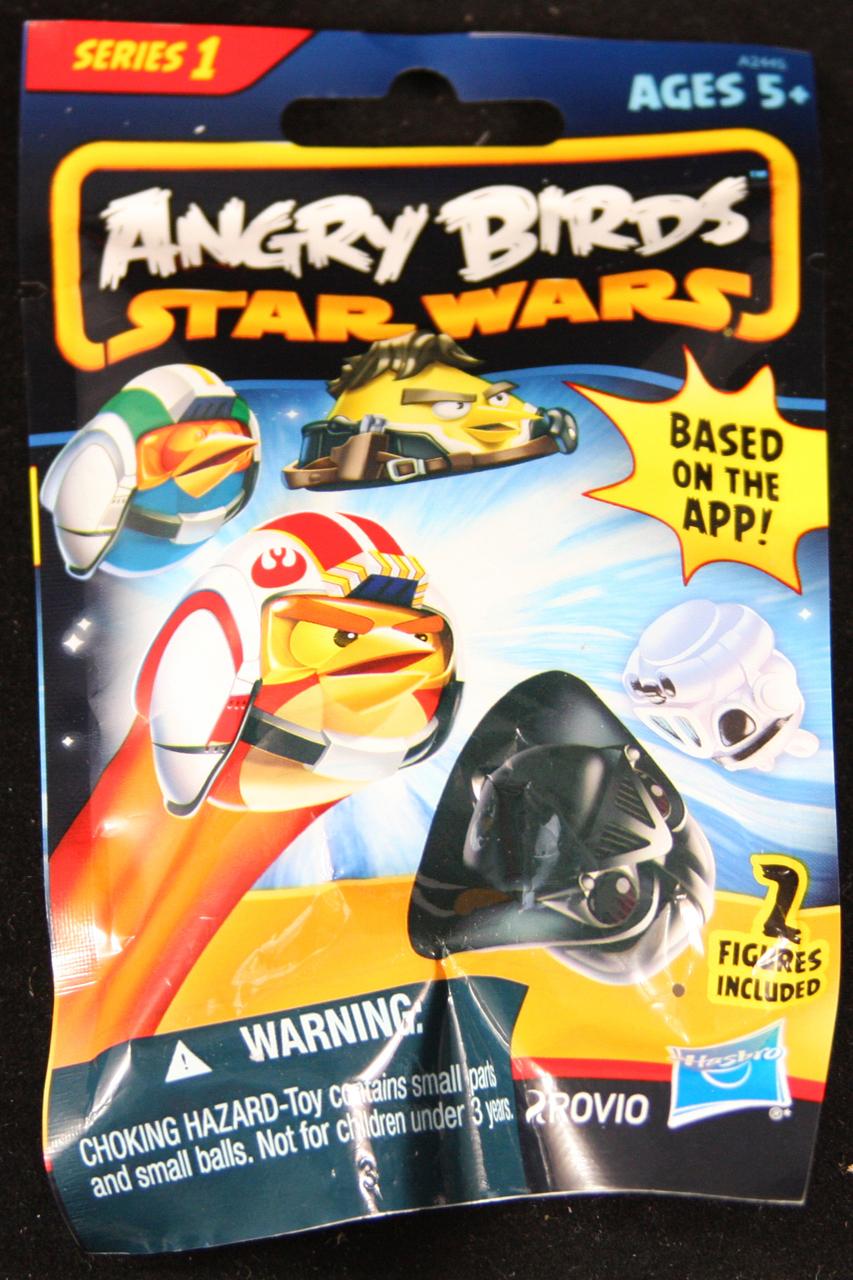 Angry Birds, Star Wars, Series 1, Blind Bag - BlindBoxes