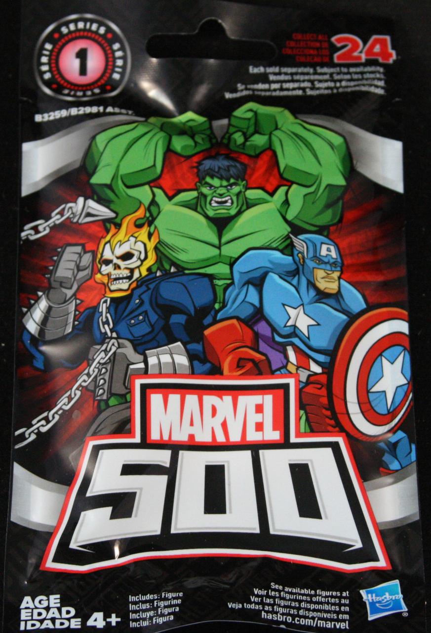 Marvel 500 Series 1 Blind Bag Blindboxes
