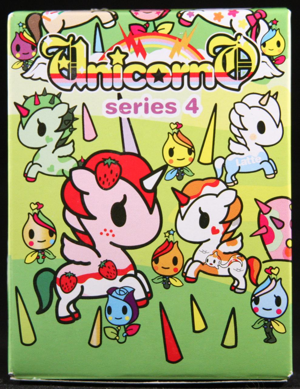 Tokidoki, UnicornO, Series 4, Blind Box