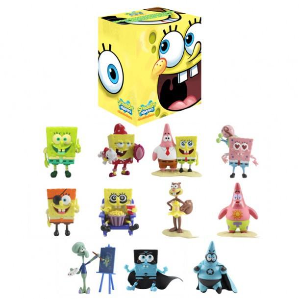 Spongebob Squarepants Mini Figure World Blind Box