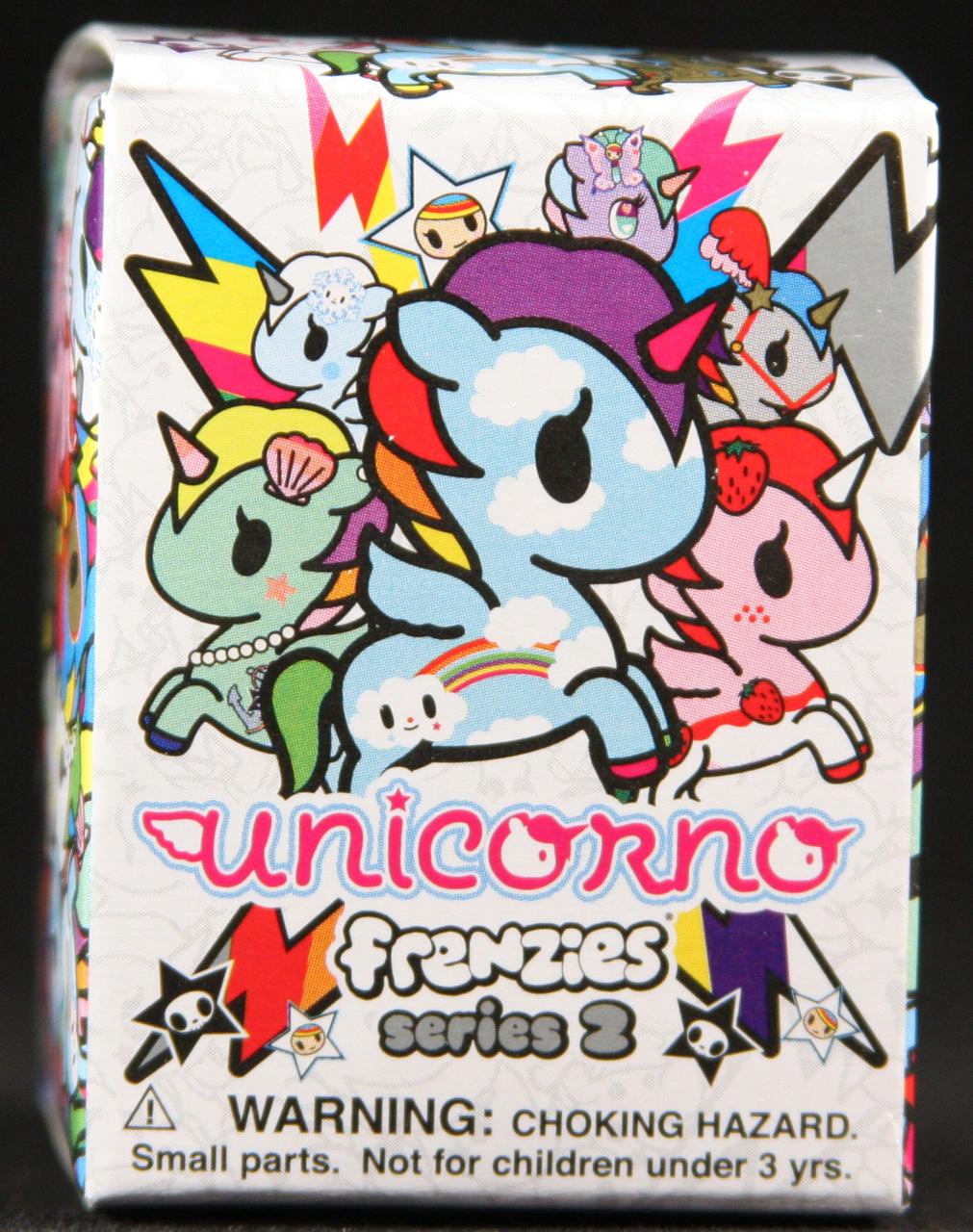 Tokidoki, UnicornO Frenzies, Series 2, Blind Box