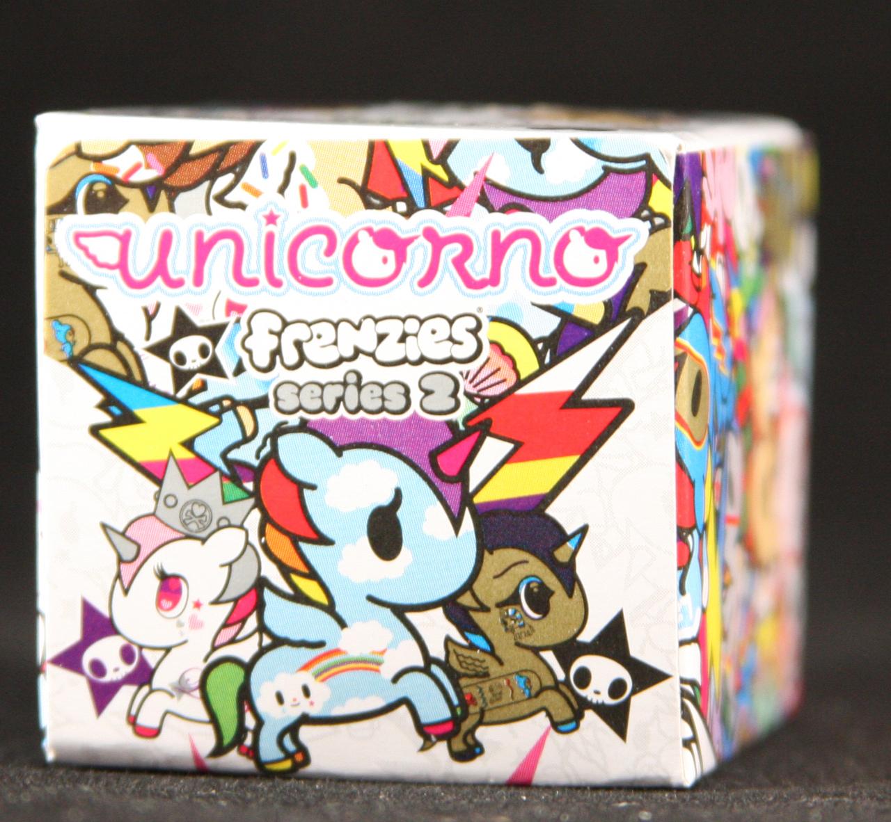 Unicorno Frenzies Series 2 By Tokidoki Blindboxes