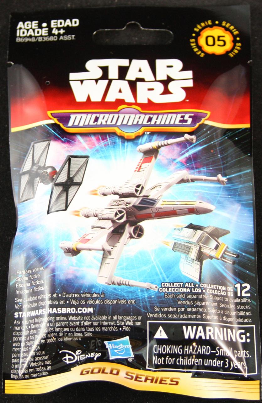 Micromachines Star Wars Vehicles Series 5 Blind Bag