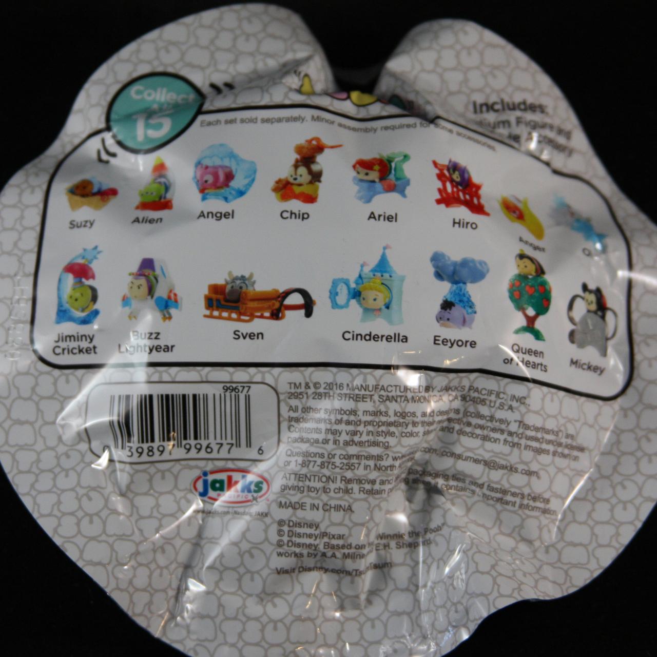 Disney Tsum Tsum Series 2 Mystery Stack Pack Blindboxes