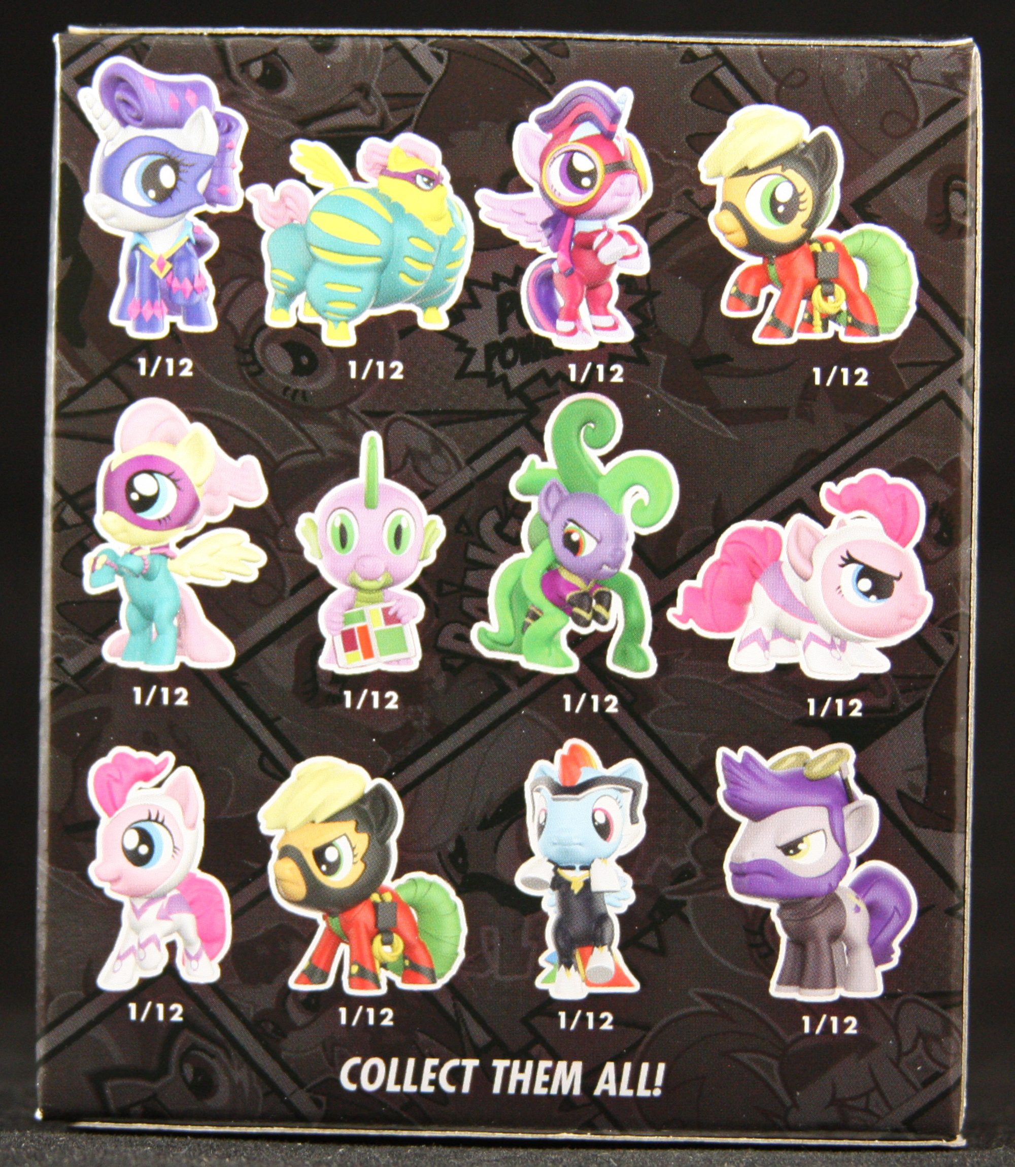 My Little Pony Series 4 Mystery Mini Blindboxes
