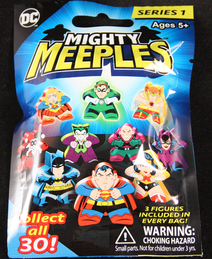 DC Mighty Meeples