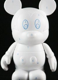 Vinylmation, Urban 2, Paint By Numbers