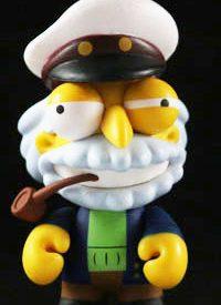 Simpsons, Sea Captain