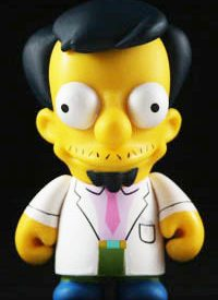 Simpsons, Dr. Nick