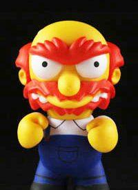 Simpsons, Groundskeeper Willie