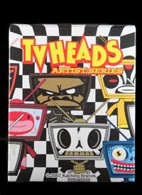 TV Heads, Blind Box