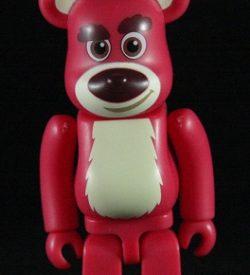 Be@rbrick 20, Cute (Lotso Bear, Toy Story 3)