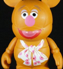 Vinylmation, Muppets, Fozzy Bear (No Card)