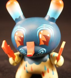 Dunny 2011, Travis Lampe
