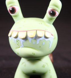 Dunny 2011, Old Snail by Betso