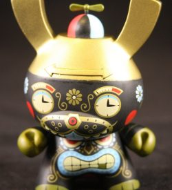 Dunny 2011, Wing Nut by Kronk
