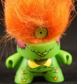 FatCap Series 3, MCA (Green/Orange)