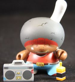 Dunny French Series, Tizieu
