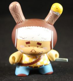 Dunny French Series, Tizieu 1
