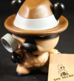 Dunny Series 5, Mad Agent