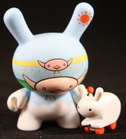 Dunny Fatale Series, CW