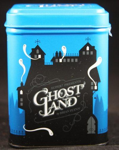 Ghost Land, Blind Box (Tin)