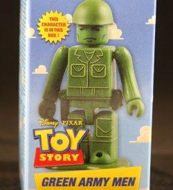 Toy Story Green Army Man Kubrick