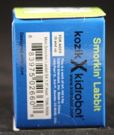 Mini Smorkin Labbit, Series 4, Blind Box