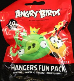 Angry Birds Hangers Fun Pack, Series 1