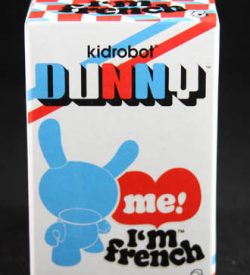 Dunny French Series, Blind Box