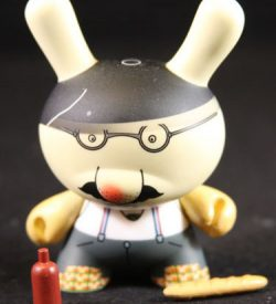 Dunny French Series, Der