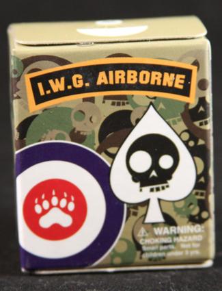 I.W.G. Airborne Blind Box