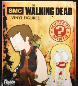 The Walking Dead, Series 1 Mystery Mini's, Blind Box