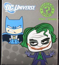 DC Universe Mystery Mini, Blind Box