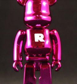 "Be@rbrick 25, Basic ""R"""