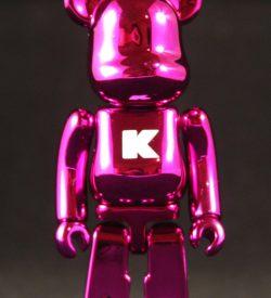 """Be@rbrick 25, Basic """"K"""""""