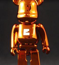 """Be@rbrick 26, Basic """"E"""""""