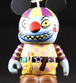Vinylmation, Nightmare Before Christmas 2, Clown with Tearaway Face