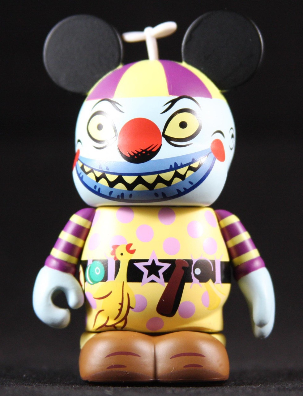 vinylmation nightmare before christmas 2 clown with tearaway face - A Nightmare Before Christmas 2