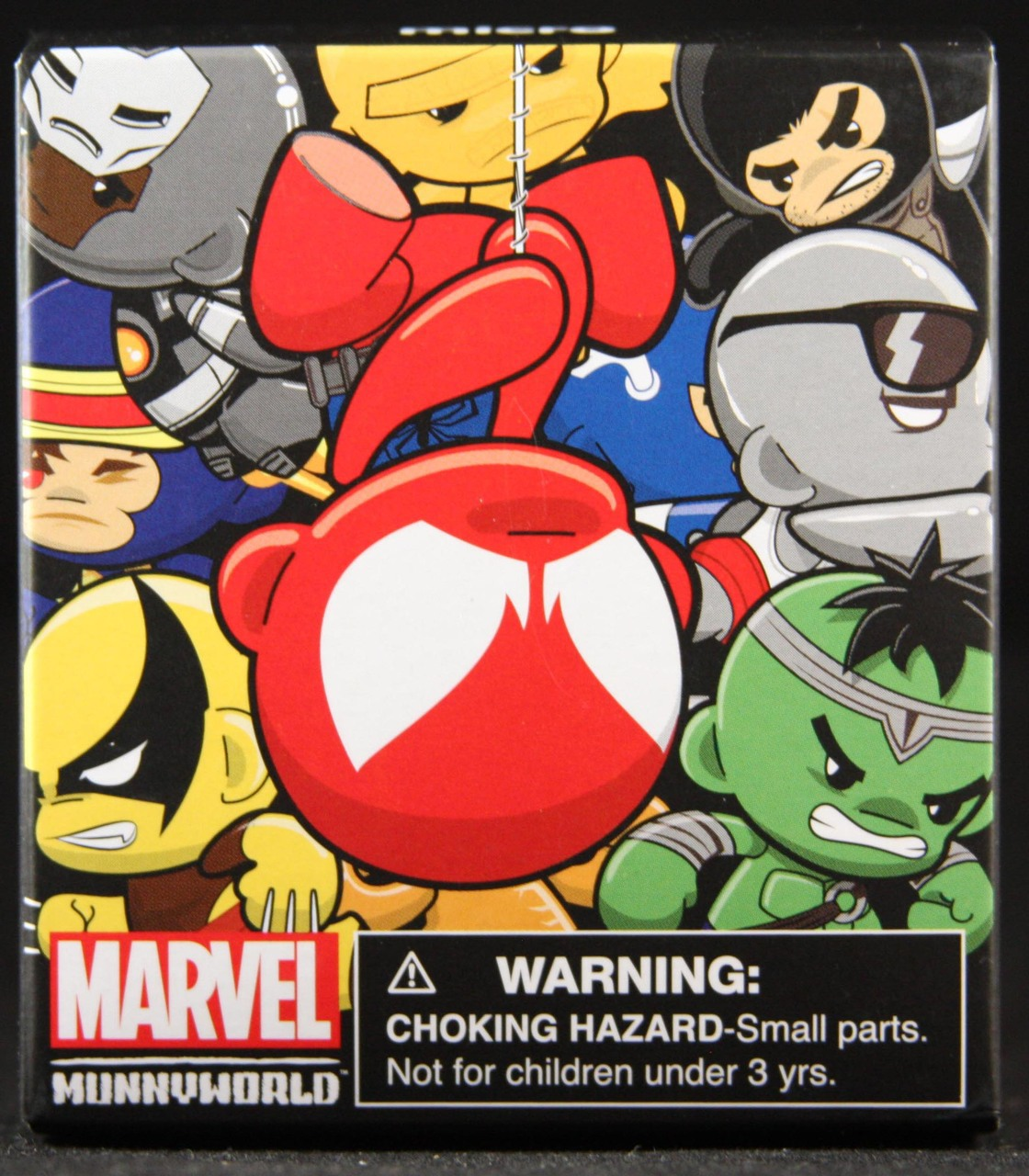 Do it yourself diy archives blindboxes marvel munny diy superhero series 2 solutioingenieria Image collections