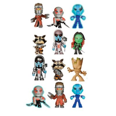 Guardians of the Galaxy, Series 1 Mystery Mini
