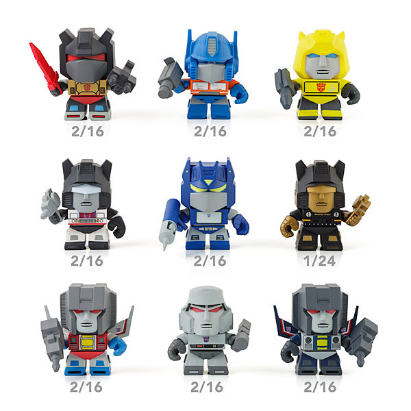 Loyal Subjects Transformers Mini Series 1 Blind Box