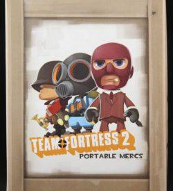 Team Fortress 2, Portable Mercs, Blind Box
