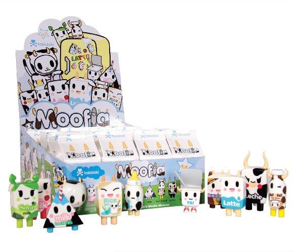 Tokidoki Moofia Series 1 Blind Box Collectables Blindboxes