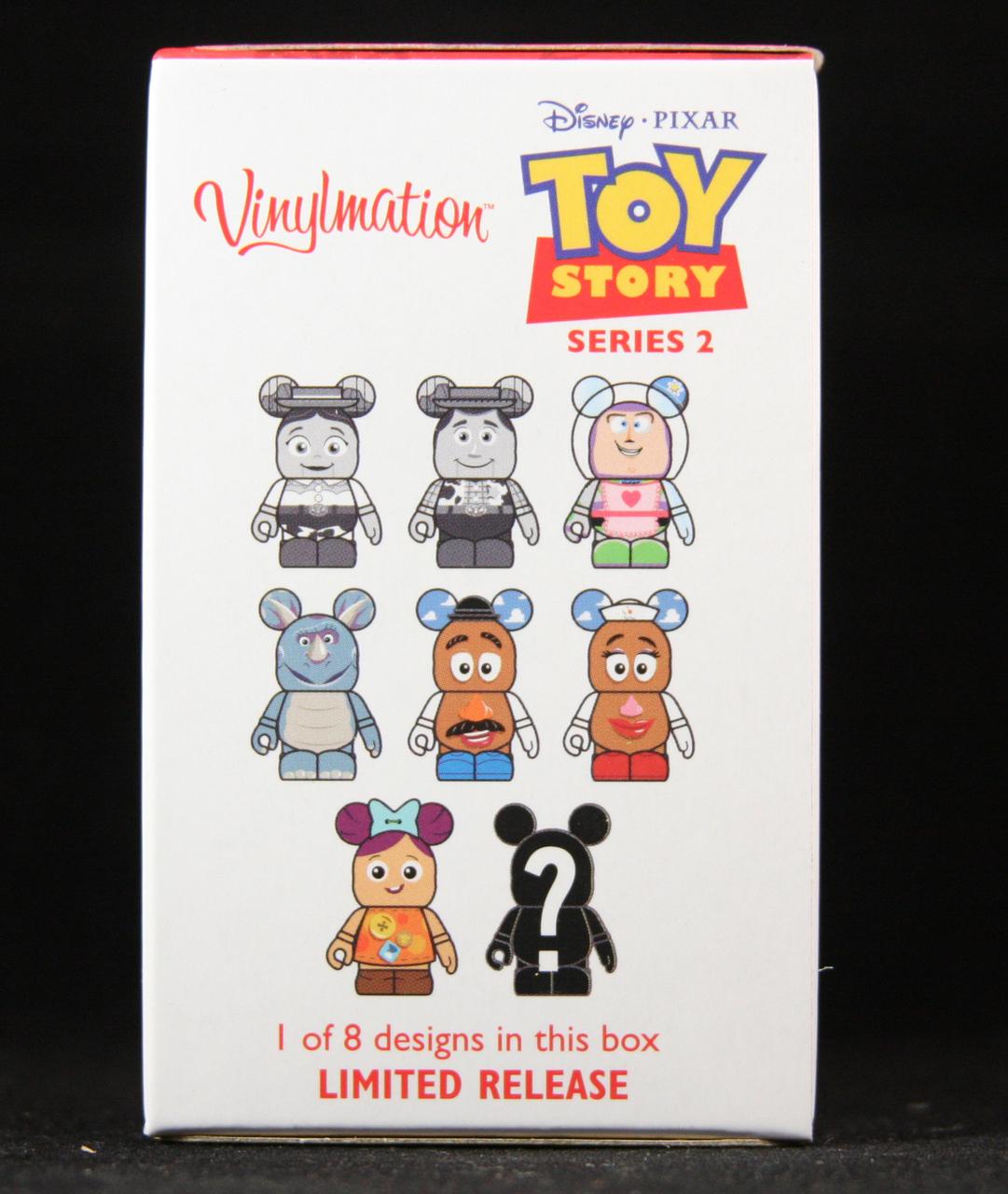 Vinylmation Toy Story Series 2 Blind Box Blindboxes