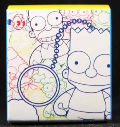 Kidrobot, The Simpsons Keychains, Blind Box