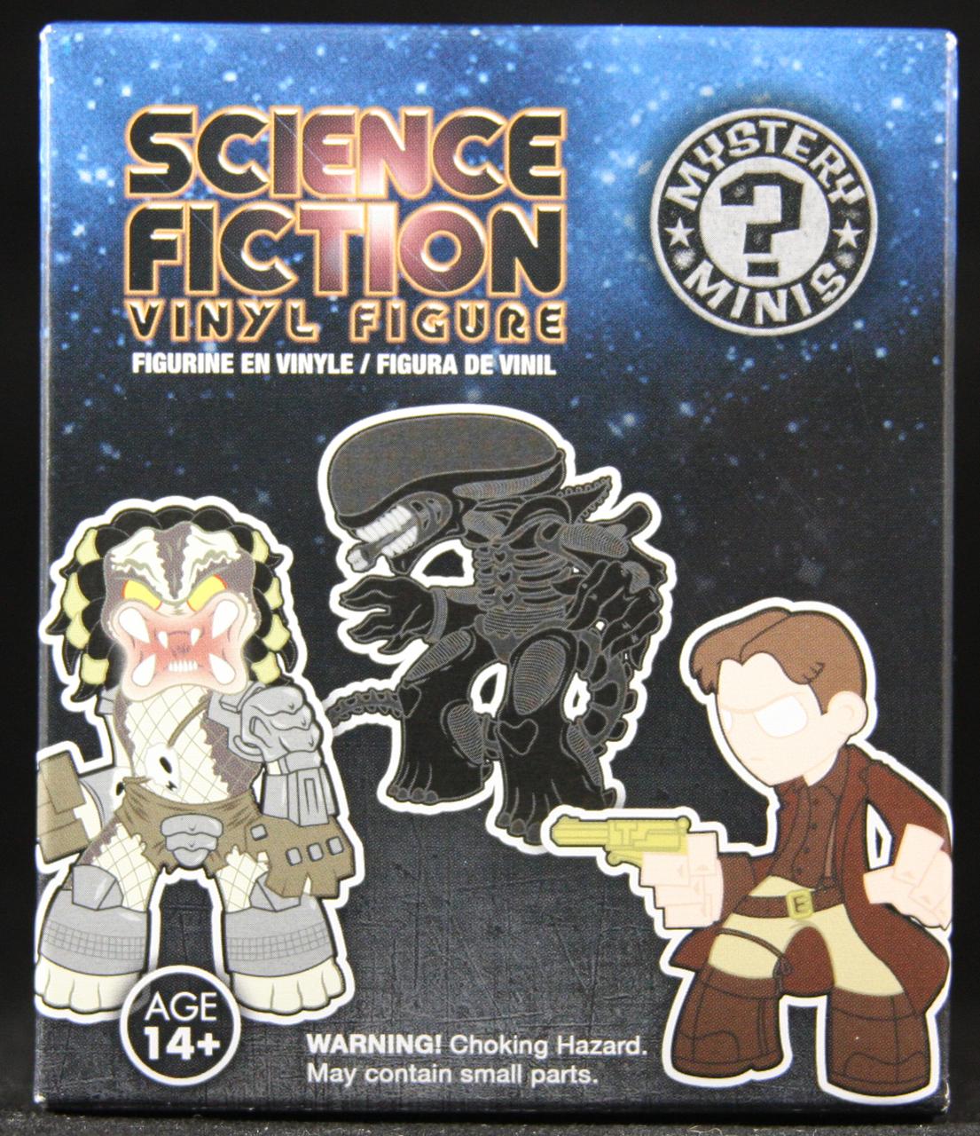 Mystery: Science Fiction, Mystery Mini, Blind Box