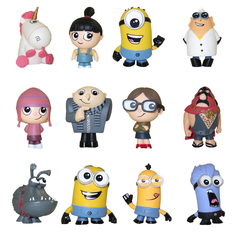Despicable Me Mystery Mini Blind Box Blindboxes