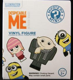 Despicable Me Mystery Mini, Blind Box